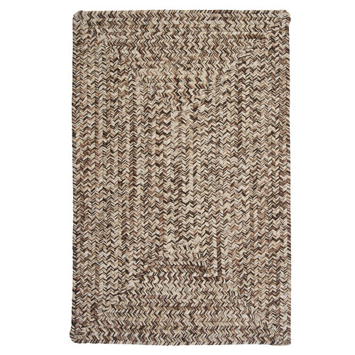 Colonial Mills Corsica Weathered Brown Rug