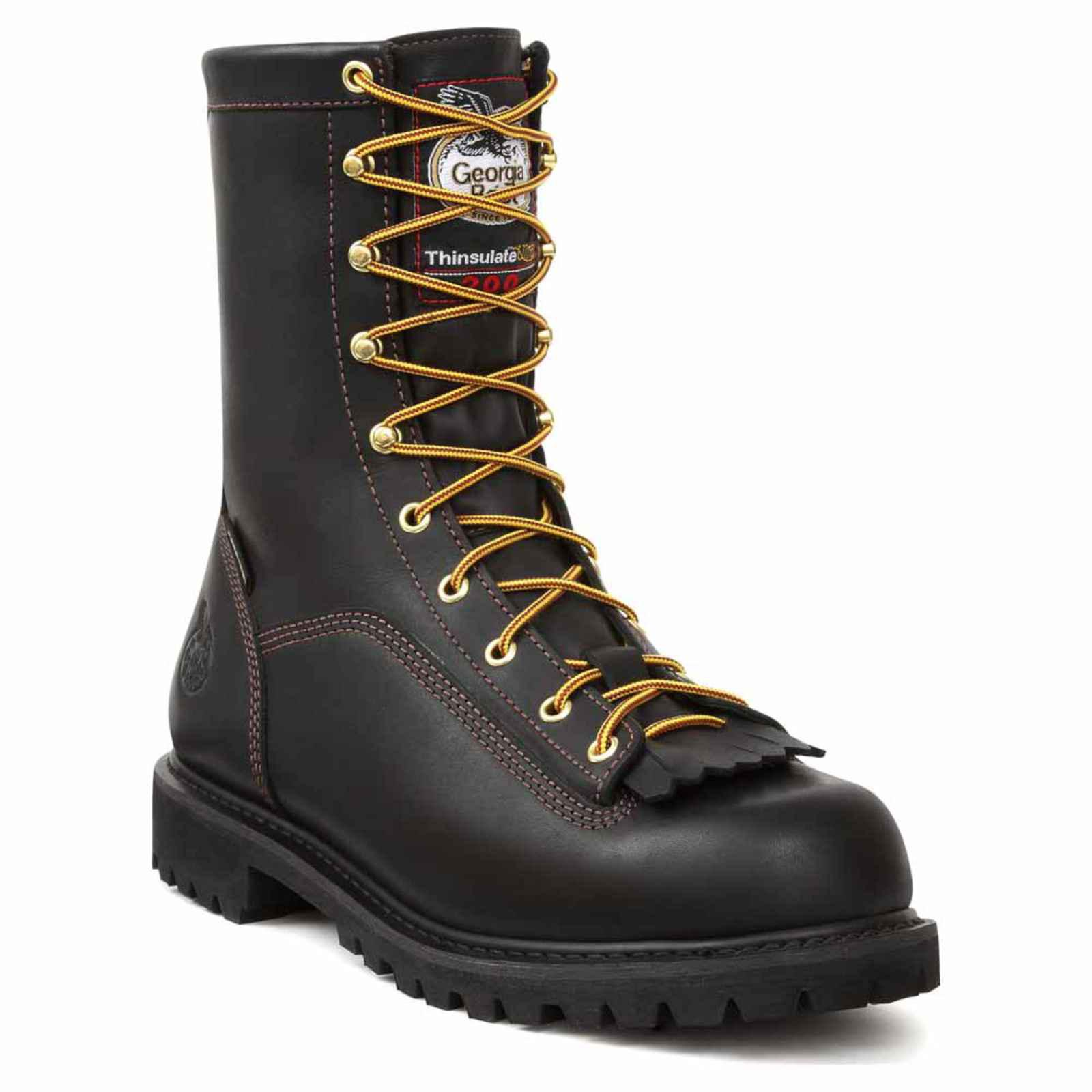 Georgia Lace-To-Toe Gore-Tex Waterproof Insulated Work Boot G8040