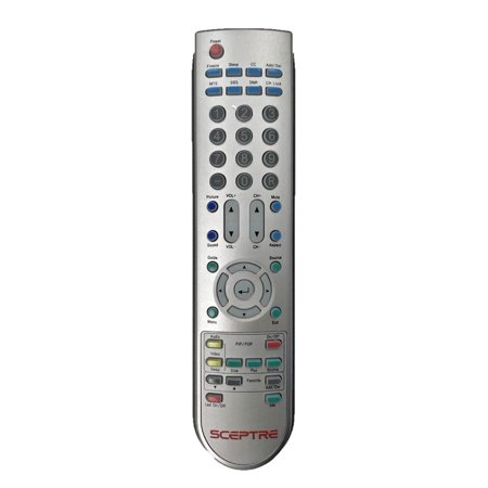 Sceptre X42 Original TV Remote Control