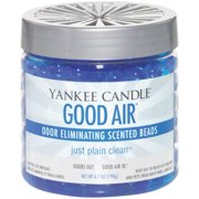"6227789,SCENTED BEADS,ODOR ELIMINATING ""GOOD AIR"",JUST PLAIN CLEAN,,Fragrance=Clean Linen"