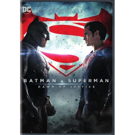 Mc-batman V Superman-dawn Of Justice [dvd/2 Disc/wonder Woman M-cash] (Warner Home Video)