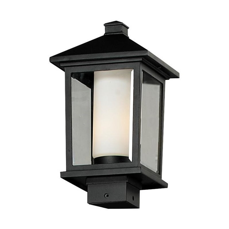 Z-Lite Mesa 1 Light Outdoor Post Lantern