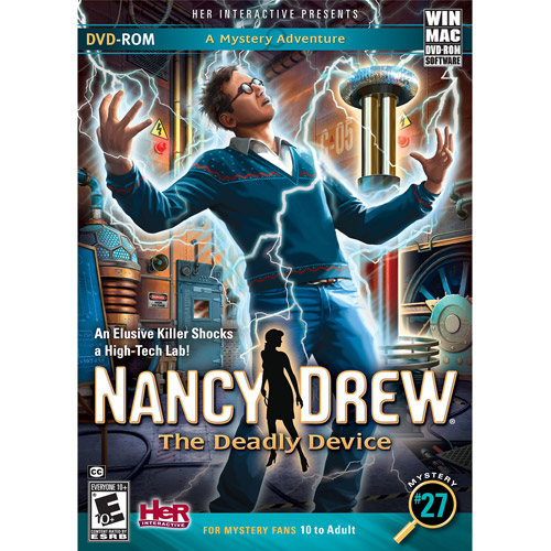 Nancy Drew: The Deadly Device (Digital Code)