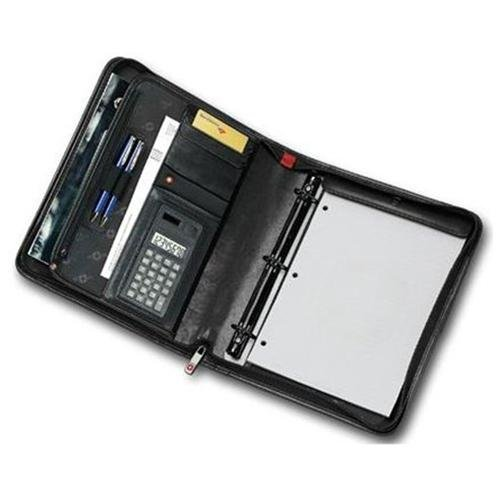 Swiss Gear Carina Binder Folio, Black