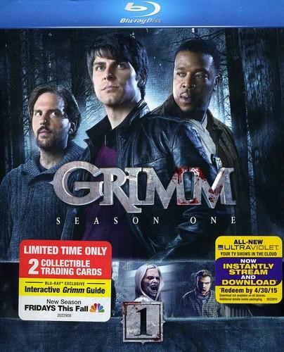 Grimm: Season One (Blu-ray)
