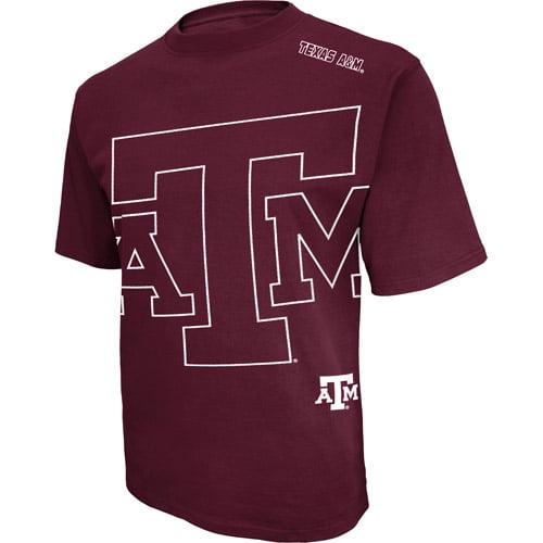 NCAA Men's Texas A&M Short Sleeve Tee