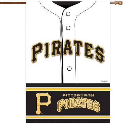 Pirate Skull Baseball Jersey - Pittsburgh Pirates 29