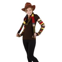 Doctor Who the Fourth Doctor Adult Arm Warmers
