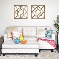 White Sectional Sofas - Walmart.com