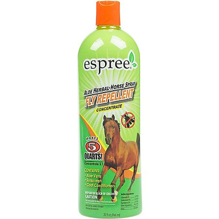Aloe Herbal Horse Fly Spray Concentrate (Equine Fly Spray)