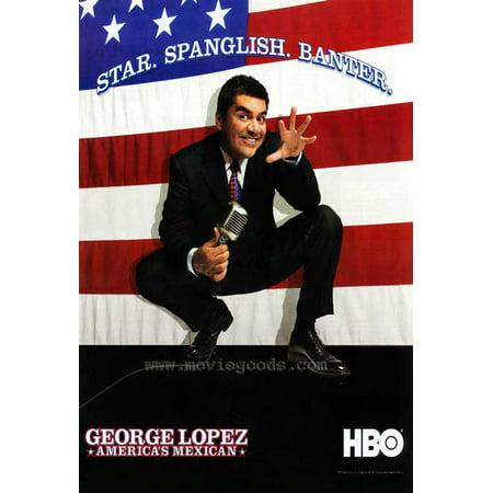 George Lopez Poster B  27X40