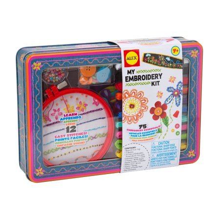 Best ALEX DIY My Embroidery Kit deal