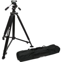 "Davis & Sanford 61"" All Terrain Pod Tripod with FZ10 Head & Case"
