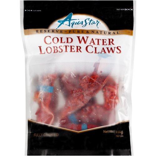 Aqua Star Cold Water Lobster Claws, 16 oz - Walmart.com