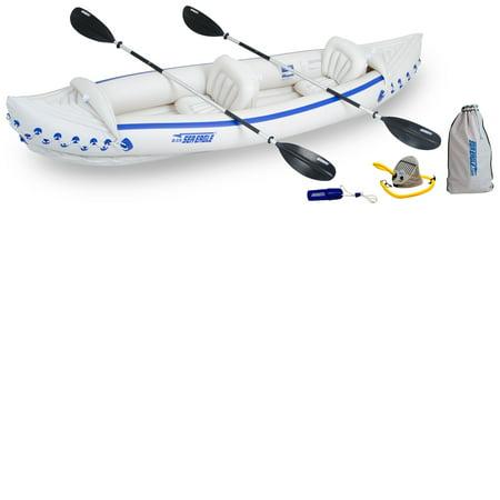 Composite Sea Kayaks - Sea Eagle 330 Sport Kayak Deluxe Package