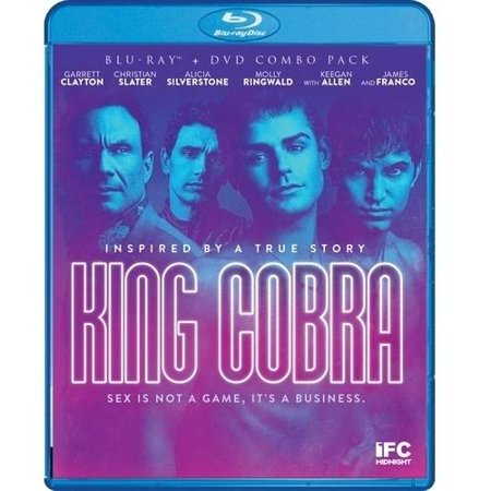 King Cobra  Blu Ray   Dvd   Widescreen