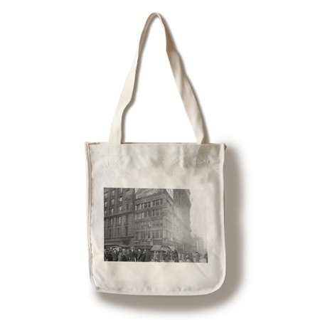 Million Dollar Corner on 34th and Broadway Photograph (100% Cotton Tote Bag - (1 Million Dollar Home Bag)