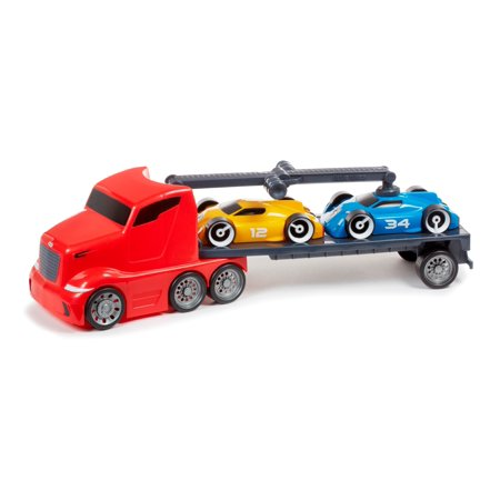 Little Tikes Magnetic Car Loader (Little Tikes Car Carrier)