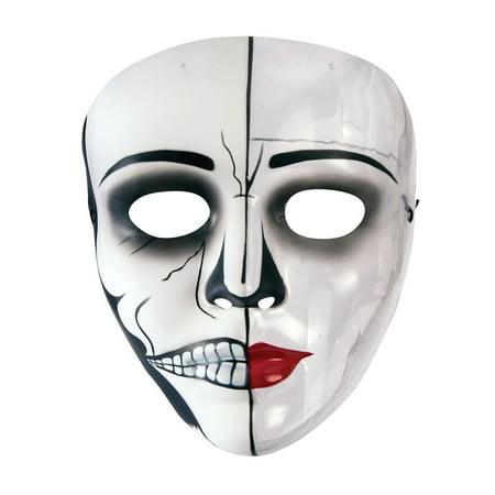 Female Phantom Transparent Mask Halloween Costume Accessory](Kawaii Halloween Transparent)