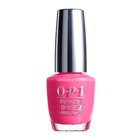 (OPI Infinite Shine Nail Lacquer, 0.5 Fluid ounce -  Strawberry Margarita)