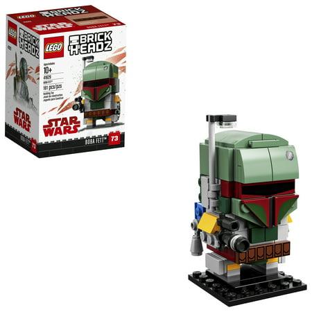 LEGO BrickHeadz Boba Fett 41629 Building Set (161 - Boba Fett Birthday