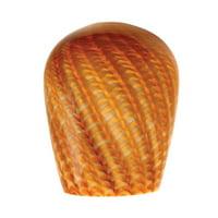 Craftmade N882CS Design-A-Fixture Mini Pendant Glass In Caramel Scale