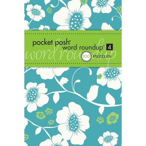 Pocket Posh Word Roundup 4: 100 Puzzles