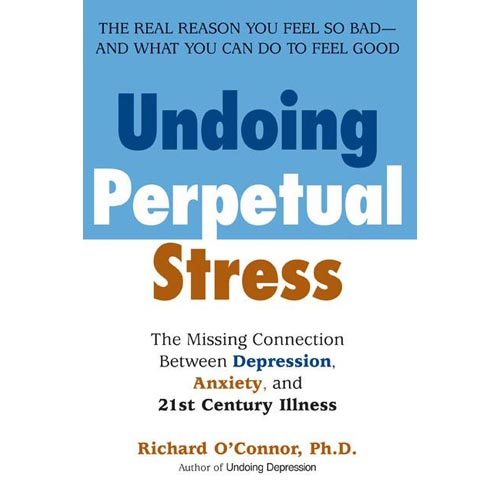 Undoing Perpetual Stress: The Missing Connection Between Depression, Anxiety, And 21st Century Illness