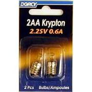 Dorcy International 411664 Krypton Screw Bse Bulb 12 Pack