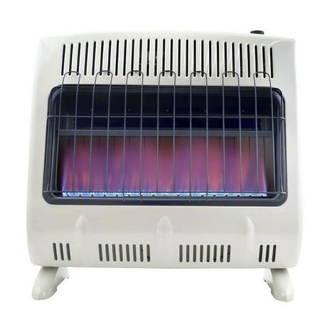 Mr. Heater 30,000 BTU Vent Free Blue Flame Natural Gas