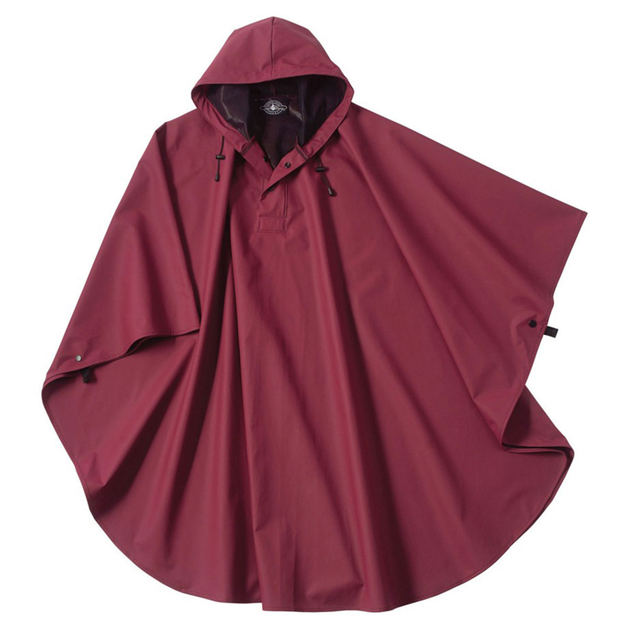 Charles River Apparel Women's Waterproof Pacific Poncho by Charles River Apparel