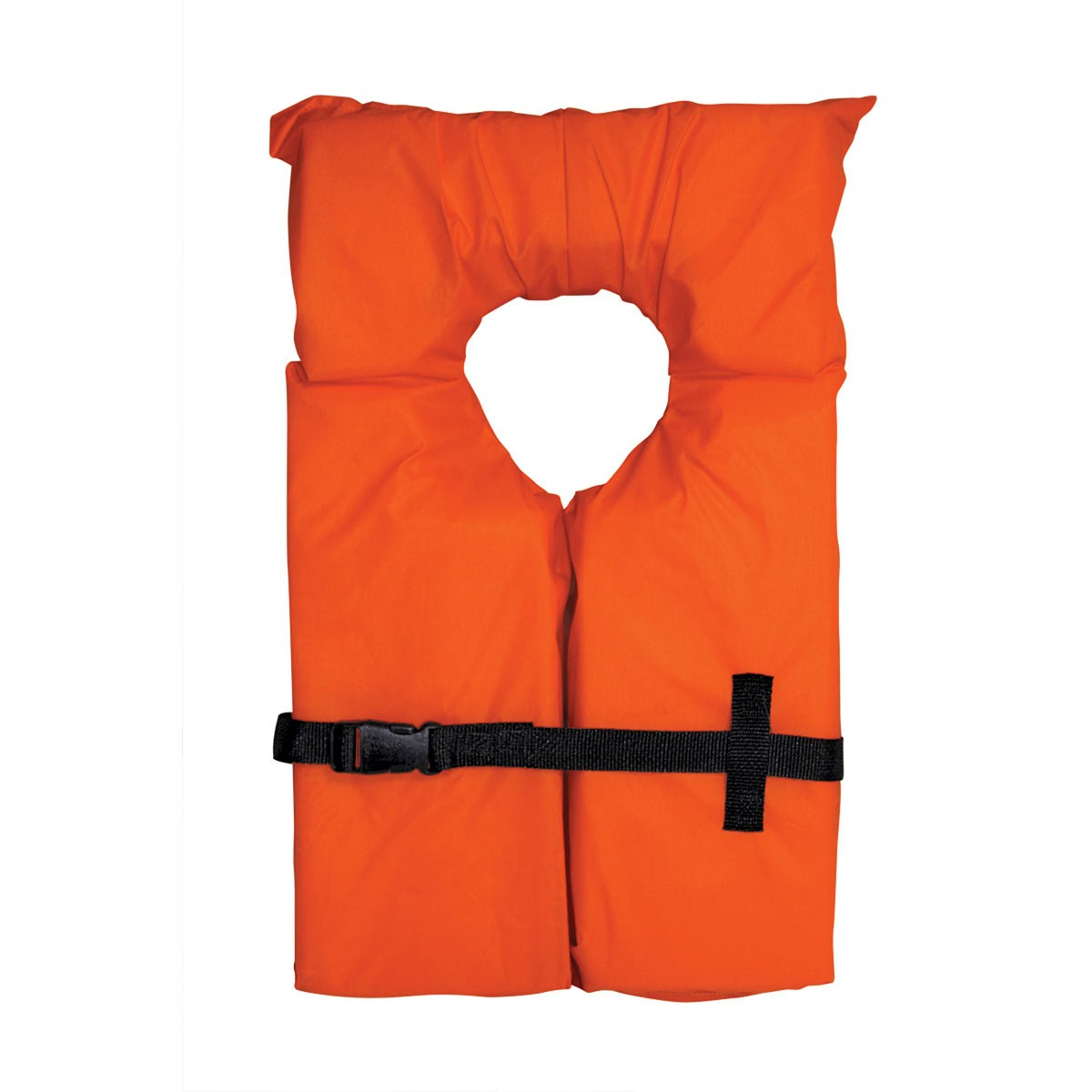 Airhead Type II Keyhole Youth Nylon Life Vest Orange