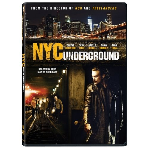 NYC Underground (Widescreen)