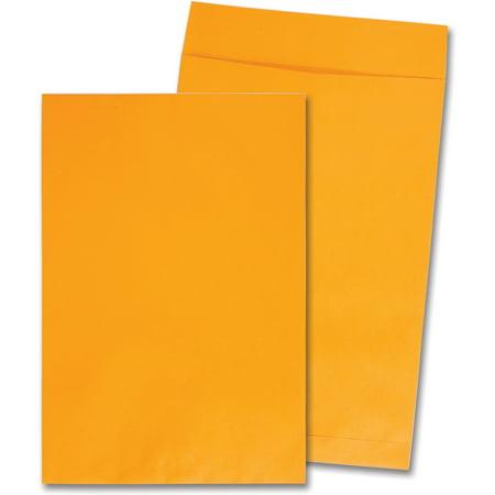 Columbian Jumbo Envelope - Quality Park, QUA42353, Jumbo Kraft Envelopes, 25 / Pack, Kraft