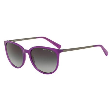52097d51eb2b2 Armani Exchange - ARMANI EXCHANGE Sunglasses AX 4048S 81718G Purple Magic  Milky 56MM - Walmart.com