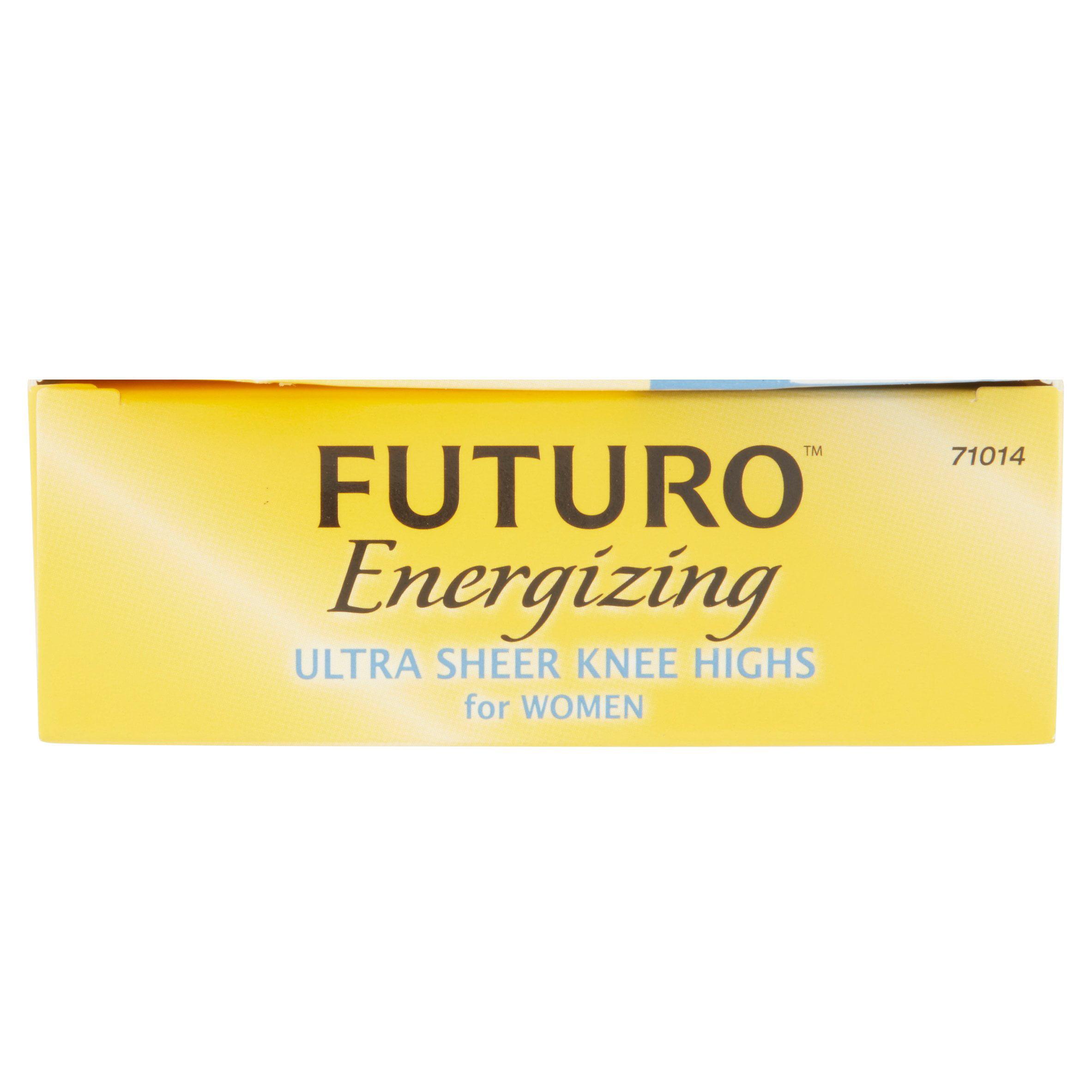 207f1aaec4b FUTURO - FUTURO Energizing Ultra Sheer Knee Highs for Women