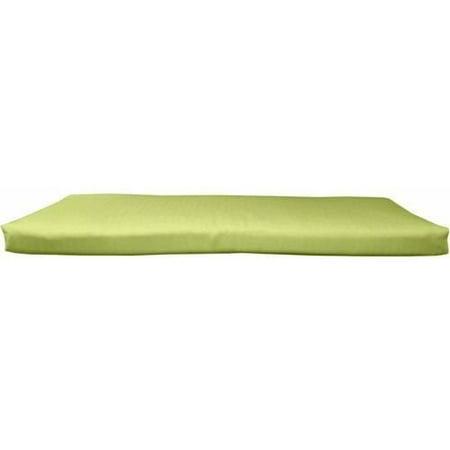 Sunbrella Designer 4 Bench Cushion Walmart Com