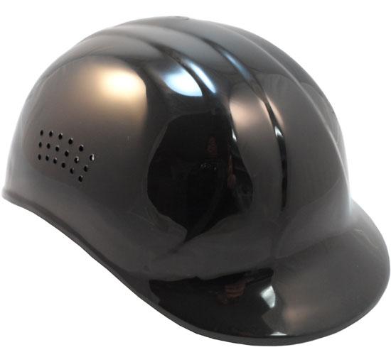 ERB SAFETY Bump Cap,Baseball Cap,Black 67