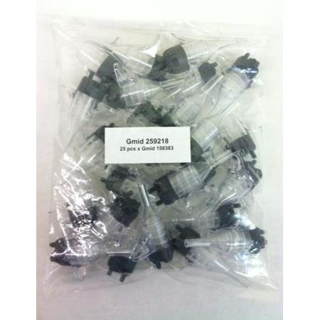 Dow Froth Pak Nozzles Cone Spray Medium  Case Of 25    259218
