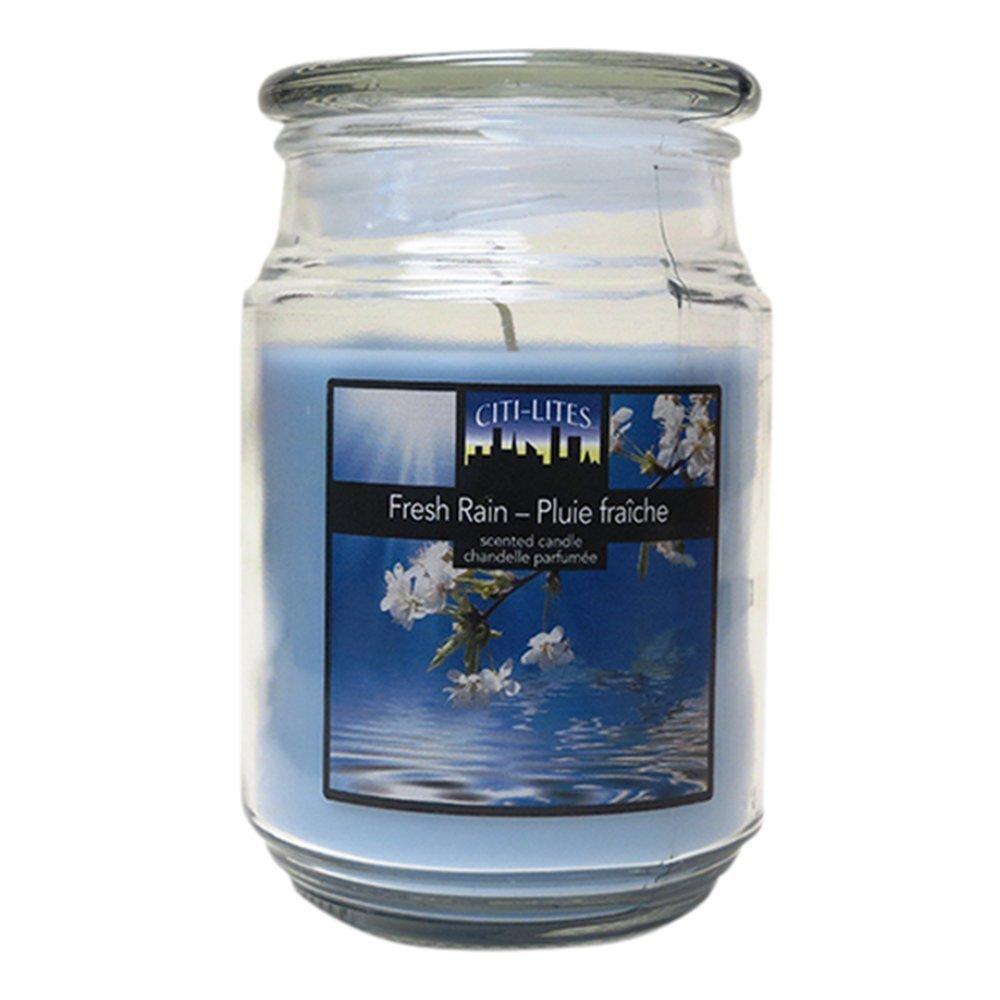Citi-Lites 18 Ounce Apothecary Jar-Fresh Rain 104148 - image 1 of 1