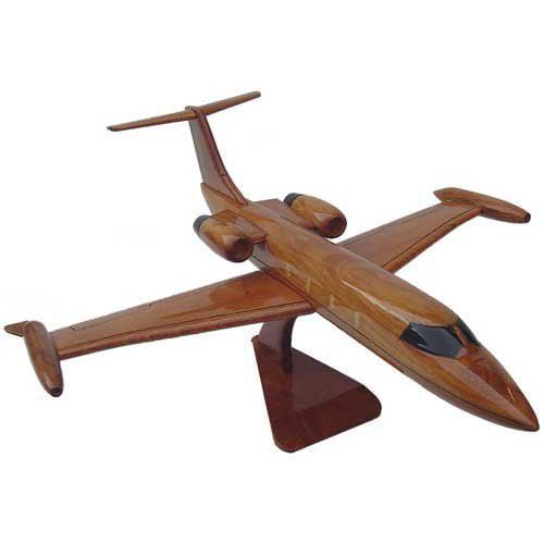 Learjet Model Airplane