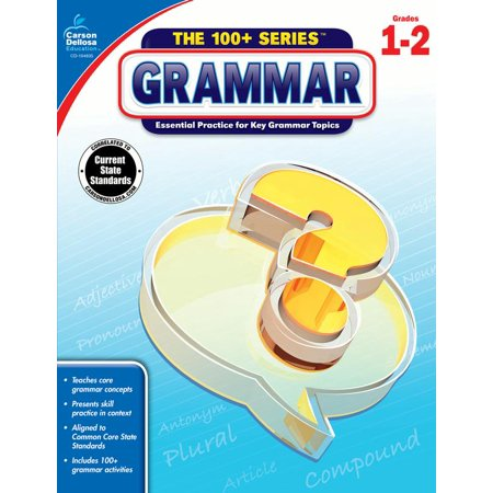 Grammar Cd - Grammar, Grades 1 - 2