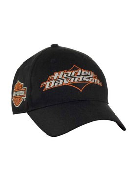 c896fb45 Product Image Men's Joy Ride Bar & Shield Baseball Cap - Black BC05230,  Harley Davidson