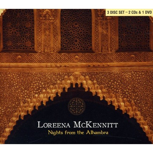 Nights From The Alhambra (W/Dvd) (Dig)