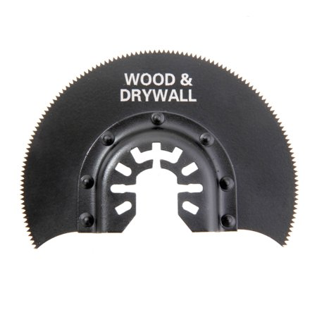 1/8' Metal Abrasive Saw Blade (Hyper Tough JB98001J 3-1/8 Inch Semi-Circular Wood Saw Blade)