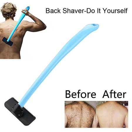 Manual Back Hair Shaver Remover Body Trimmer Razor Self Groomer (Back Shaper)