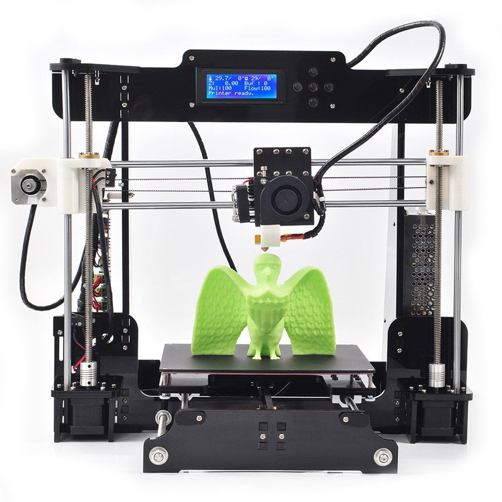 Click here to buy 3d printer Anet A8 Kit 2017 Upgraded Quality High Precision Reprap Prusa i3 DIY 3d Printer Kit Anet A8 3d... by CNMODLE.