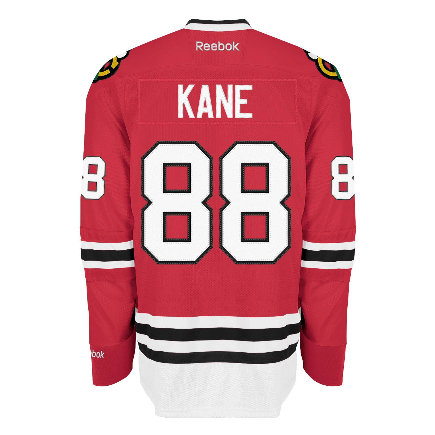 Chicago - Patrick Hockey Kane Replica Blackhawks Nhl Premier Reebok Large Home