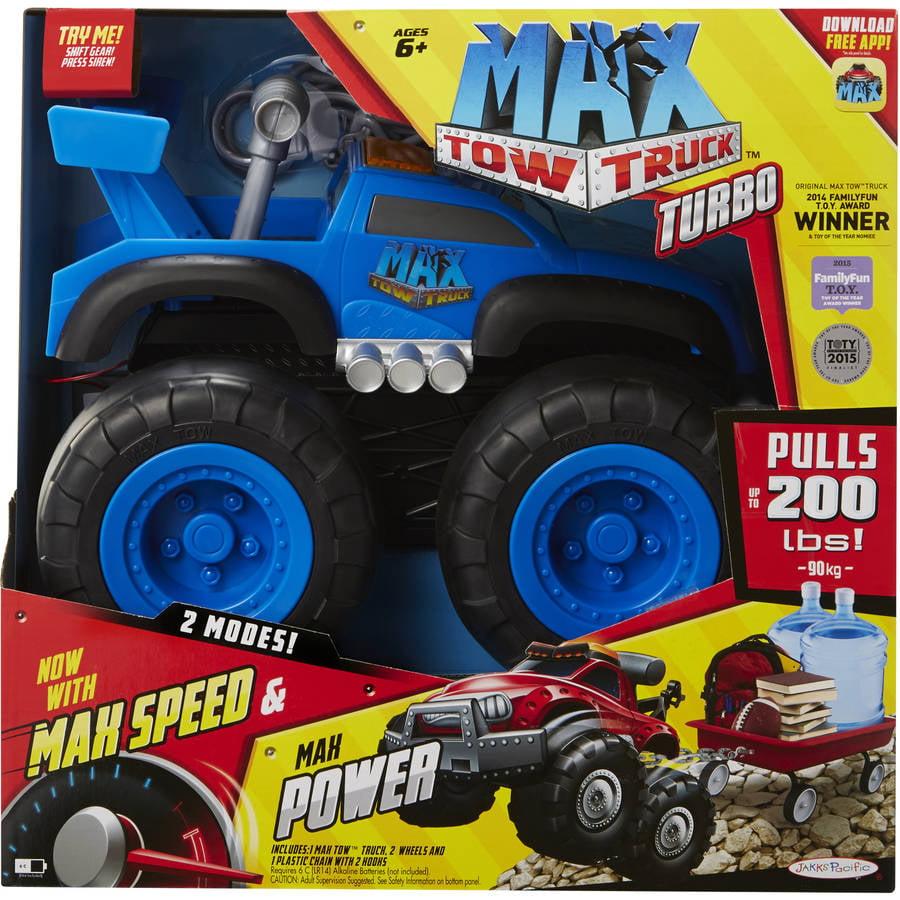 Turbo max truck