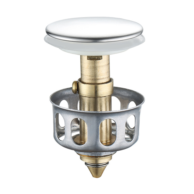 Universal Wash Basin Bounce Drain Filter  BEST
